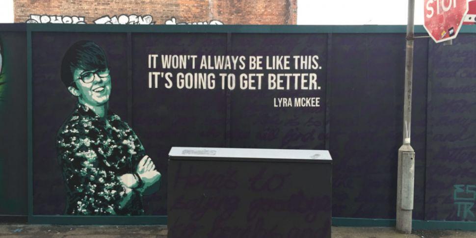 Lyra McKee Mural, Belfast